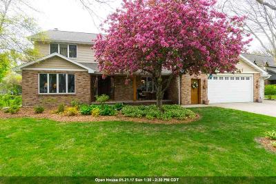 Neenah Single Family Home Active-Offer W/O Bump: 757 Yorkshire