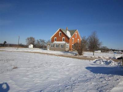 Cecil Single Family Home For Sale: W2910 Old 22