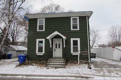Appleton Single Family Home For Sale: 609 N Clark
