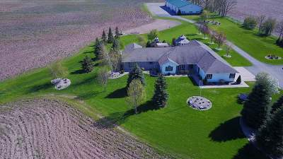 Oshkosh Single Family Home Active-Offer W/Bump: 5699 Hwy 91