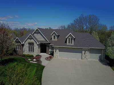 Appleton Single Family Home For Sale: 4718 Waterstone