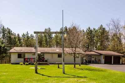 Mountain Single Family Home Active-No Offer: 13694 Tar Dam
