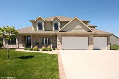 Neenah Single Family Home Active-Offer W/O Bump: 1823 Highland