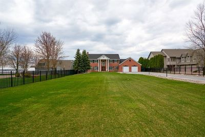 Cecil Single Family Home For Sale: W4850 Swan Acre