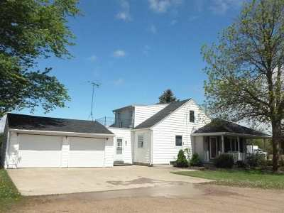Sherwood Single Family Home Active-No Offer: W671 Veterans