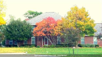 Neenah Single Family Home Active-No Offer: 993 Prairie View