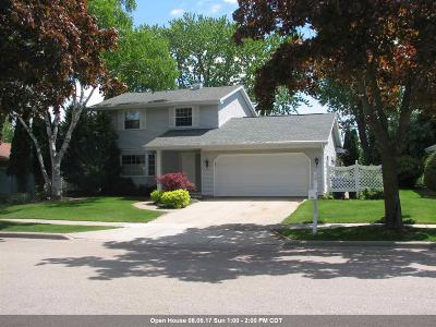 Combined Locks Single Family Home Active-Offer W/O Bump: 421 Bonnie