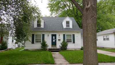 Green Bay WI Single Family Home Active-No Offer: $87,900