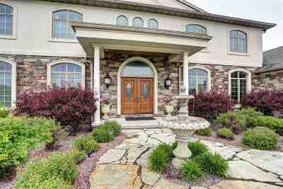 Appleton Single Family Home For Sale: 6425 N Smoketree Pass