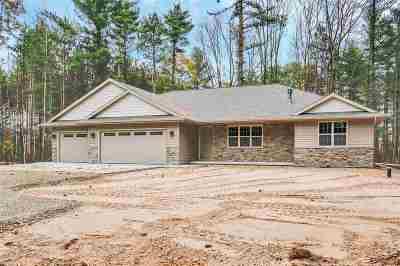 Sobieski Single Family Home For Sale: 674 School House