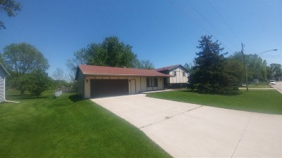 Freedom Single Family Home For Sale: N3964 Liberty