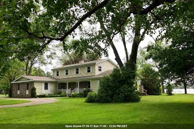 Neenah Single Family Home Active-Offer W/O Bump: 880 Bayview