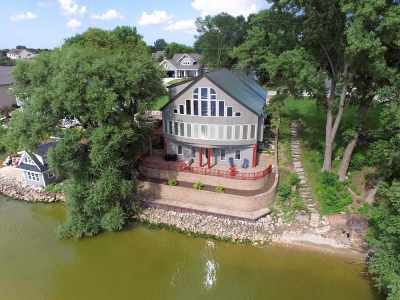 Sherwood Single Family Home Active-Offer W/O Bump: N7611 Lower Cliff