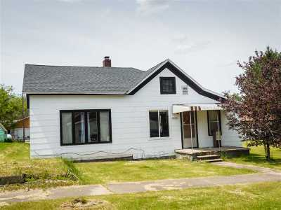 Amberg Single Family Home For Sale: N15123 Grant