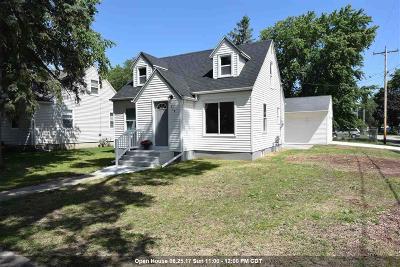 Kimberly Single Family Home Active-Offer W/O Bump: 310 E 3rd