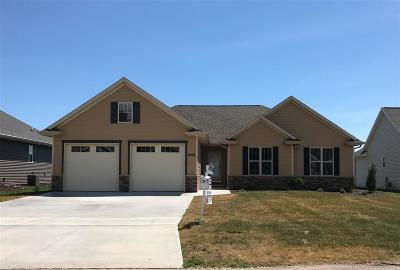 Menasha Single Family Home For Sale: 2933 Villa