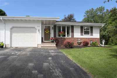 Combined Locks Single Family Home Active-Offer W/O Bump: 434 Williams