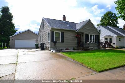 Kimberly Single Family Home Active-Offer W/O Bump: 210 S James