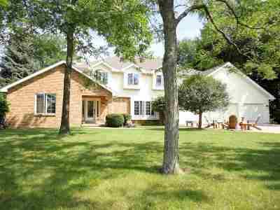 Appleton Single Family Home Active-No Offer: W2810 Oakridge