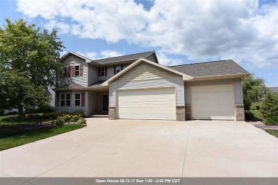 Greenville Single Family Home Active-Offer W/O Bump: W6954 Glen Valley