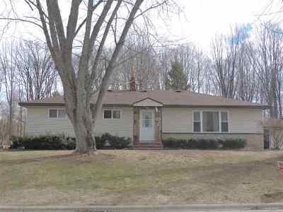 Suring Single Family Home For Sale: 316 S Knapp