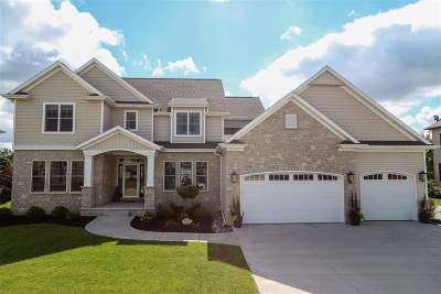 Appleton Single Family Home Active-Offer W/O Bump: 5424 N Rosemary