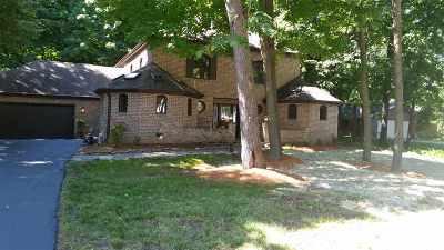 Appleton Single Family Home Active-No Offer: 11 Butte Des Morts