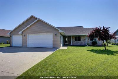 Combined Locks Single Family Home Active-Offer W/O Bump: 647 Roland