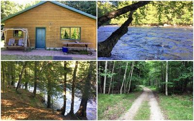 Marinette County Residential Lots & Land Active-No Offer: N12175 Bear Cave