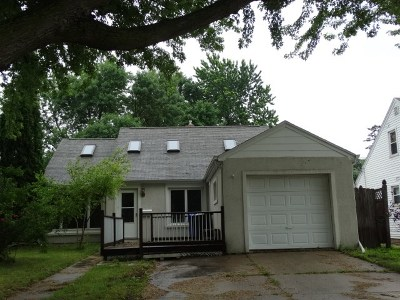 Appleton WI Single Family Home Active-Offer W/O Bump: $89,900