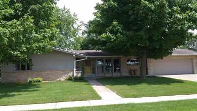Oshkosh Single Family Home Active-No Offer: 320 N Eagle