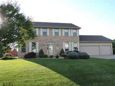 Greenville Single Family Home Active-Offer W/O Bump: N1795 Orchid