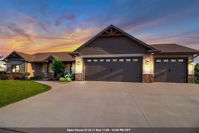 Combined Locks Single Family Home Active-Offer W/O Bump: 580 Cornrow