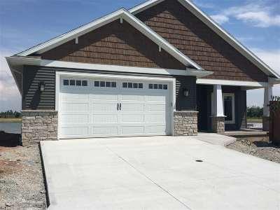 Neenah Condo/Townhouse Active-Offer W/O Bump: 1337 Prairie Lake