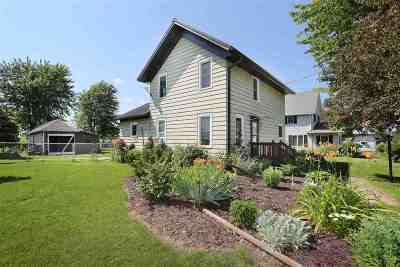 Cecil Single Family Home For Sale: N5485 Hwy C