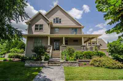 Appleton Single Family Home Active-No Offer: 4709 N Hastings