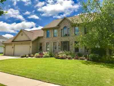 Appleton Single Family Home For Sale: 225 E Apple Creek