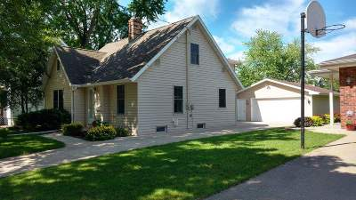Little Chute Single Family Home Active-Offer W/O Bump: 233 Taylor