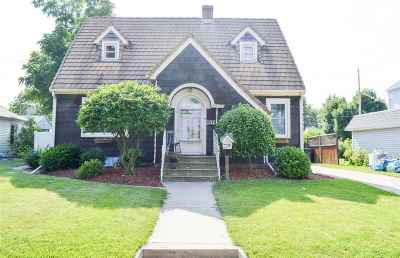 Kimberly Single Family Home Active-Offer W/O Bump: 146 S Main