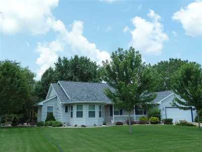 Oshkosh Single Family Home Active-Offer W/O Bump: 1389 Willow Springs
