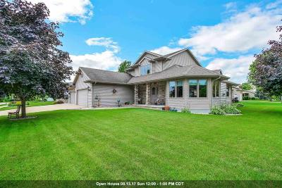 Oshkosh Single Family Home Active-No Offer: 3251 Old Orchard