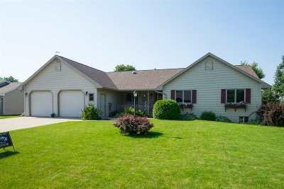 Appleton Single Family Home Active-No Offer: W5965 Strawflower