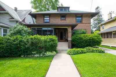 Oshkosh Single Family Home Active-No Offer: 1219 Merritt