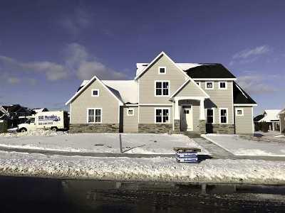 Appleton Single Family Home For Sale: W5824 Hoelzel