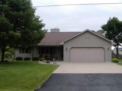 Oshkosh Single Family Home Active-Offer W/O Bump: 162 Kirkwood