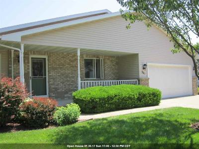 Kimberly Condo/Townhouse Active-Offer W/O Bump: 341 Parkview