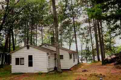 Pound Single Family Home For Sale: 14093 S Half Moon Lake