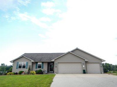 Sobieski Single Family Home For Sale: 7218 Marissa