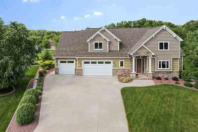 Appleton Single Family Home For Sale: 4528 W Red Tamarack