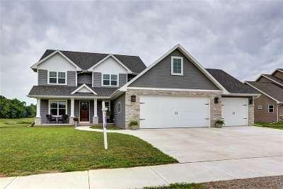 Appleton Single Family Home Active-Offer W/O Bump: N9393 Emily